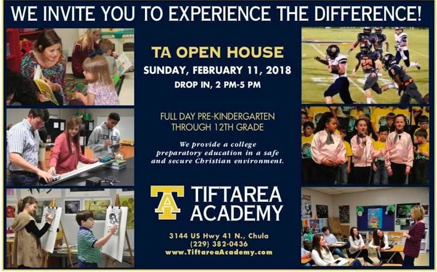 OPEN HOUSE 2/11/2018
